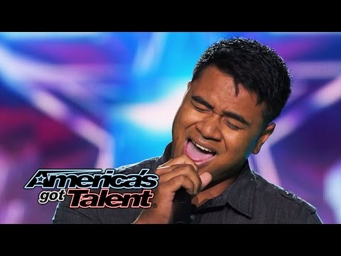"Paul leti: Soldier Sings Powerful ""Bless the Broken Road"" Cover - America's Got Talent 2014"