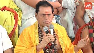 Rajya Sabha Member T Subbirami Reddy Speech at Filmnagar Daiva Sannidhanam