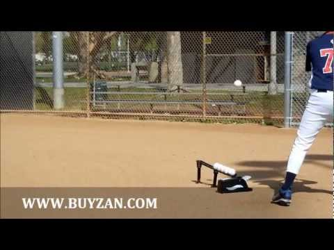 non electric pitching machine