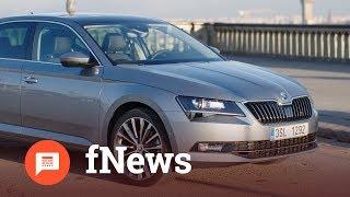 fNews #20: Legendy, Porsche Taycan, Škoda Superb či Lexus RX 450h L