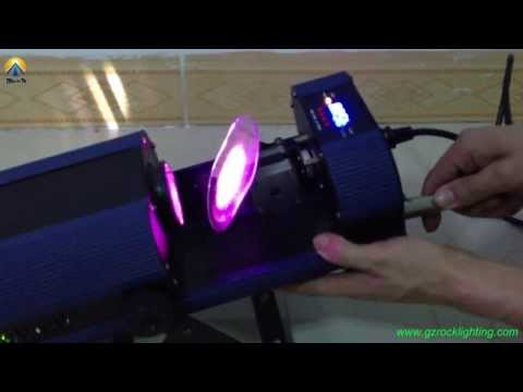 30W LED scanner light for mobile dj,party,disco and event