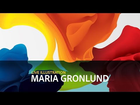 Live Illustration with Maria Gronlund - DAY 3/3