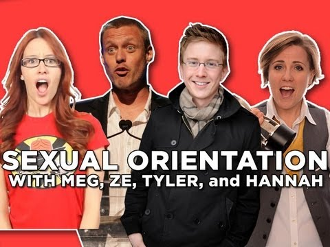 On Sexual Orientation, With Hannah, Ze, Tyler, And Meg video