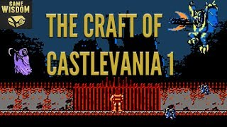 The Design of Castlevania 1 -- Dissecting Design and Full Play