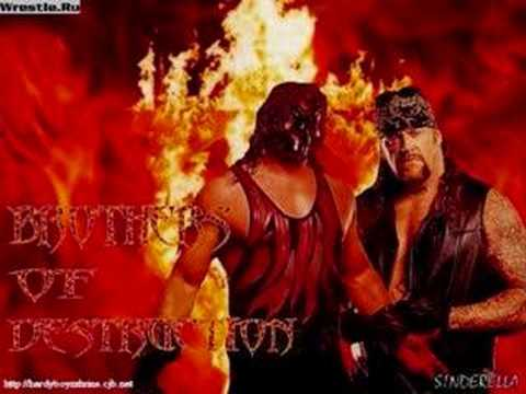 Kane And Undertaker Theme Song video