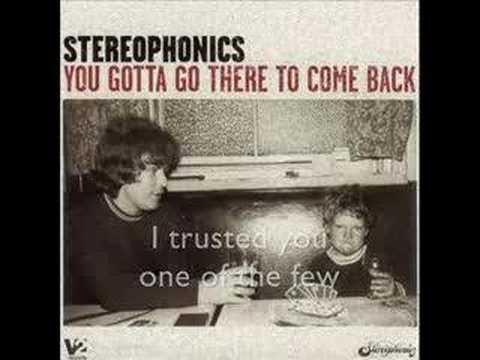 Stereophonics - Rainbows & Pots Of Gold
