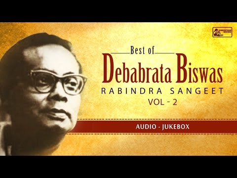 Best Of Debabrata Biswas Vol- 2 | Rabindra Sangeet | Keno Chheye Aachho video