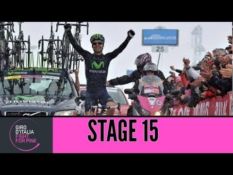 Giro d'Italia 2013 Tappa / Stage 15 Official Highlights