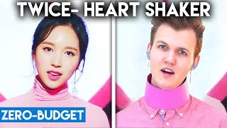 (1.75 MB) K-POP WITH ZERO BUDGET! (TWICE- 'Heart Shaker') Mp3
