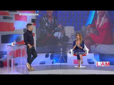 ¿Flor Peña celosa porque Marley eligió de madrina a Susana Giménez?