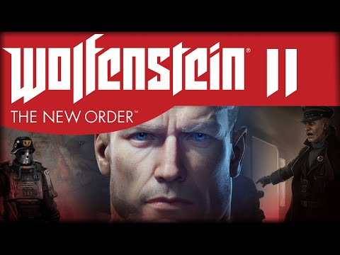 Let's Play Wolfenstein: The New Order [Part 11] – Nazi Prison Camp