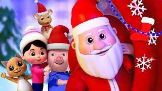 Jingle Bells | Christmas Carols And Nursery Rhymes For Children by Kids Baby Club