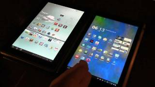ASUS Eee Pad Transformer vs Acer Iconia Tab A500