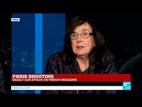 Paris shooting: At least 12 dead in gun attack on satirical weekly
