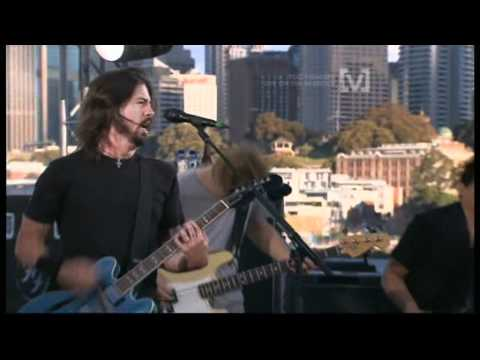 Foo Fighters - Rope (live)