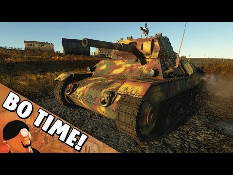 "War Thunder - P40 Leoncello - ""Lets Just Push!"""