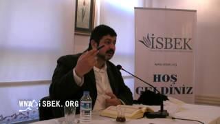 İsbek Konferansları - M. Fatih Çıtlak - 28.12.2011