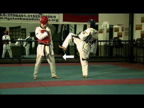 Taekwondo - Generalidades Y Técnicas video