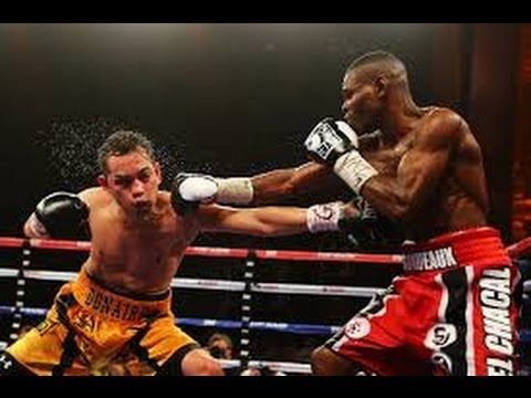 Guillermo Rigondeux unique Boxing footwork vs Donaire Image 1