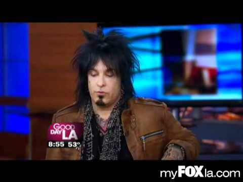Nikki Sixx on Good Day LA