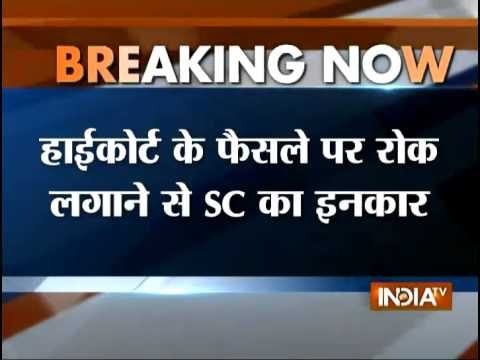 Maharashtra plea on reservation dismissed by Supreme Court