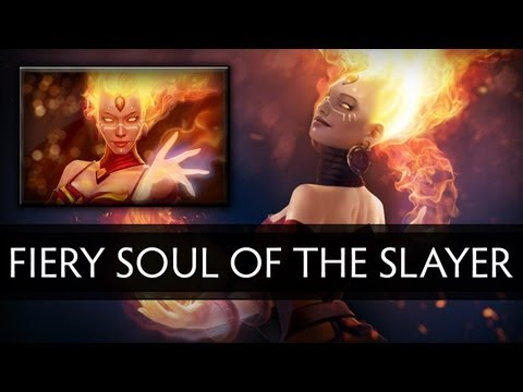 Dota 2 Fiery Soul of the Slayer