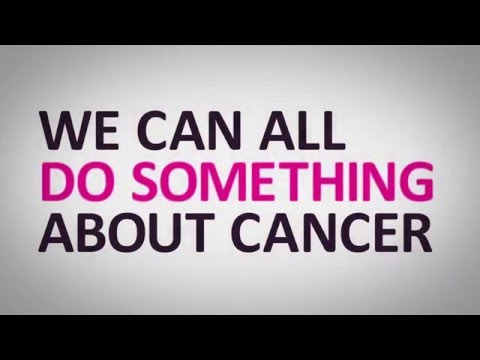 World Cancer Day 2016 - We can do something
