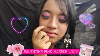 RECREATE MAKEUP TASYA FARASYA || Valentine makeup look