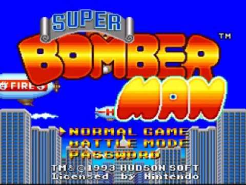 Super Bomberman - Level 1 OST