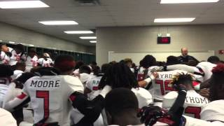 Cedar Hill Pregame Speech