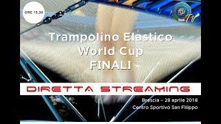 Brescia - Finali World Cup Trampolino Elastico