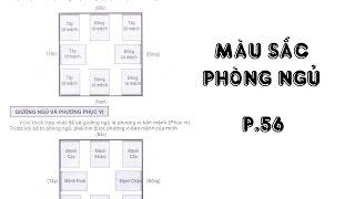 XEM PHONG THỦY PHÒNG NGỦ: MÀU SẮC CHO PHÒNG NGỦ P.56
