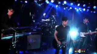 Клип White Lies - A Place To Hide (live)