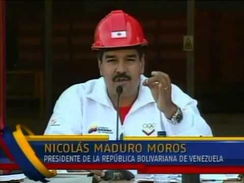 Nicolás Maduro cita a Lorenzo Mendoza a reunión por desabastecimiento  (parte 1)