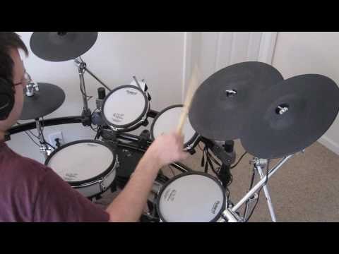Chris Baker - Groove Essentials 2.0 - 53 Fast (Roland TD-12)
