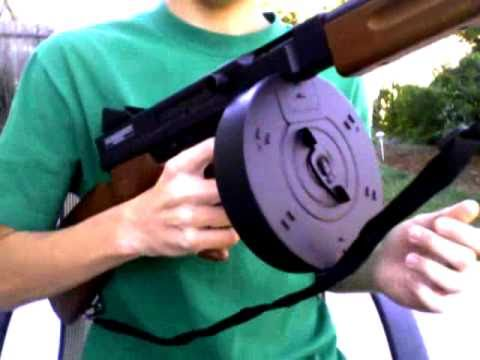 Thompson M1A1 Airsoft gun review