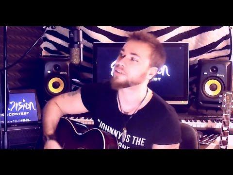 A Million Voices cover - Eurovision 2015 (Alex Kolchin) Russia Polina Gagarina