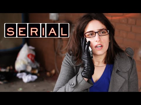 Serial, Season 2: The Sarah Koenig Story Teaser | Michelleinspace