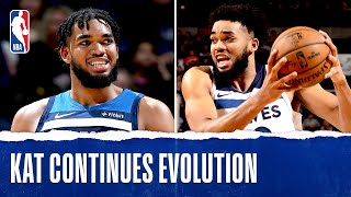 Best of Karl-Anthony Towns | Part 1 | 2019-20 NBA Season