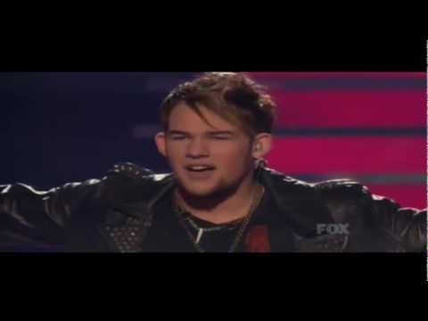 James Durbin - Love Potion No. 9 (2nd Song) - Top 4 - American Idol 2011 - 05/11/11