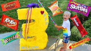 割って楽しい!子どもが喜ぶピニャータ☆作り方と遊び方