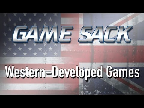 Game Sack - Western-Developed Games