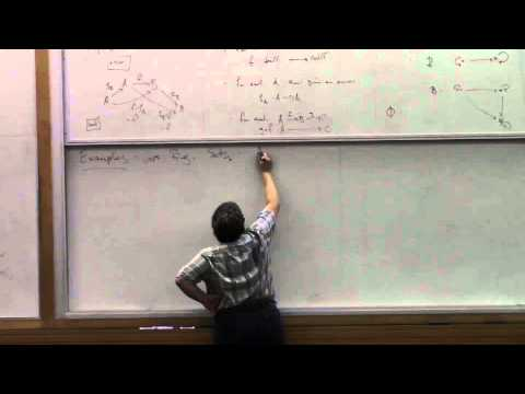 Category Theory Foundations, Lecture 1