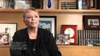 Linda Ellerbee discusses getting fired from the Associated Press - EMMYTVLEGENDS.ORG