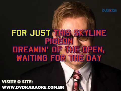 Elton John   Skyline Pigeon