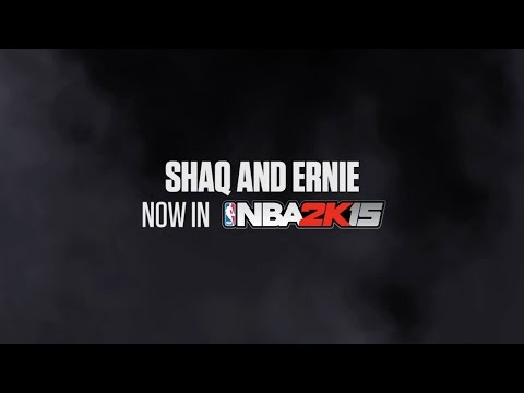 NBA 2K15 - My Thoughts: Shaq & Ernie Watching Your Every Move
