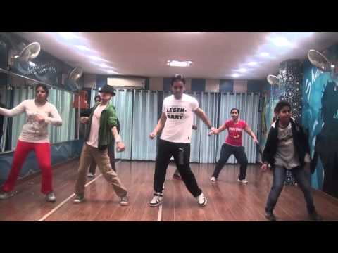 party getting hot jazzyb honey singh choreo