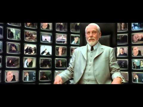 Matrix Architect scene