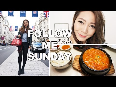 Get Ready With Me - Follow Me Sunday #1