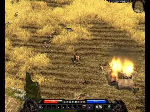 Letsplay Titan quest 2 (Soulvizier mod) часть1